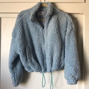 Urban Outfitters Fuzzy Jacket